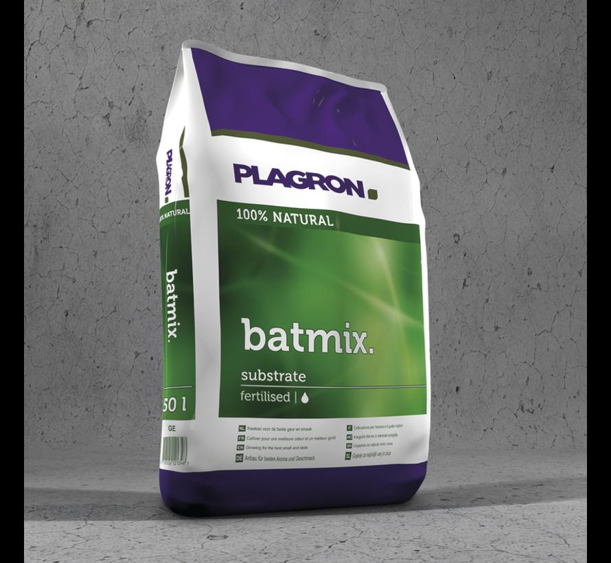 Batmix Substrat Gedüngt 50 Liter
