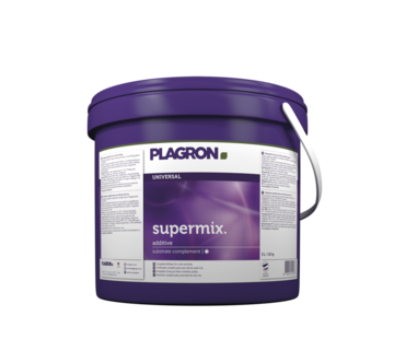 Plagron Supermix 5L Substrat Komplement Zusatzstoffe