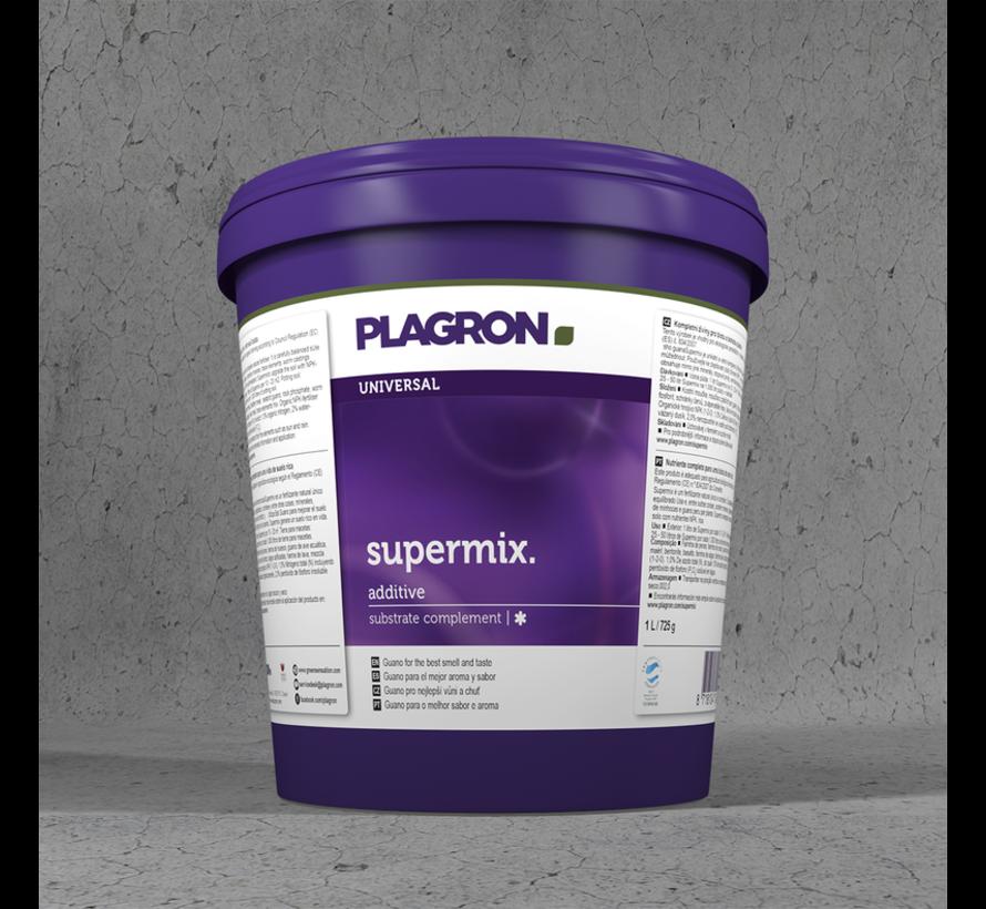 Plagron Supermix 1 Liter Substrat Komplement Zusatzstoffe