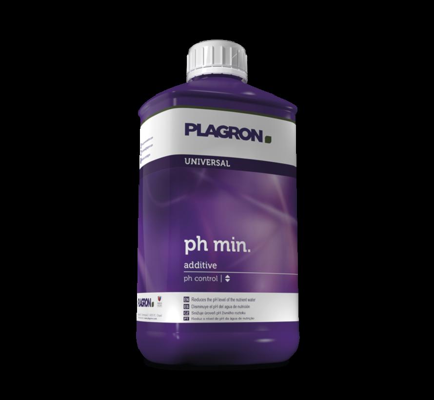 Plagron pH Min 500 ml pH Regulierung Zusatzstoffe