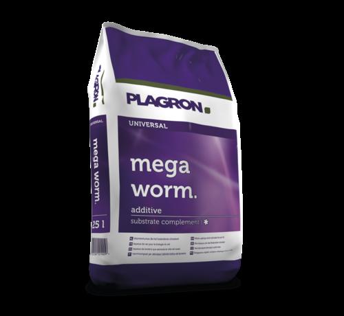 Plagron Mega Worm 25 Liter Substrat-Komplement Zusatzstoffe