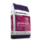 Plagron Growmix Substrat 55x50 Liter Palette ohne Perlite