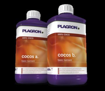 Plagron Cocos A&B 1 Liter Zweikomponenten Grundnährstoff