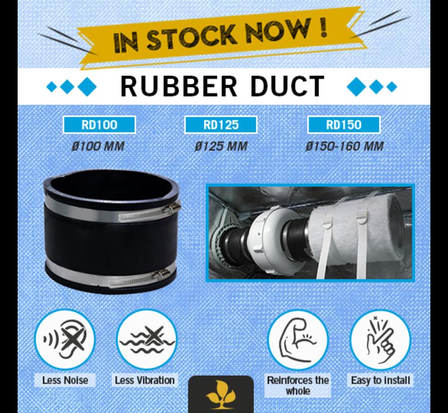Secret Jardin Rubber Duct 125 mm