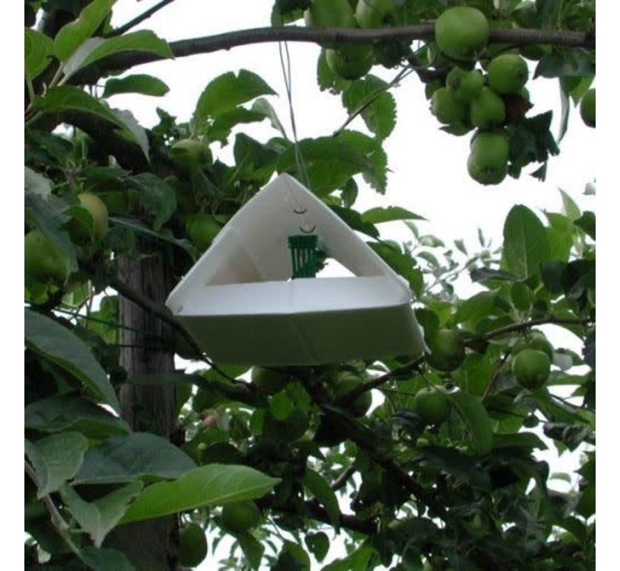 Biogroei Pheromonfalle gegen Apfelwickler inkl. 1 Kapsel