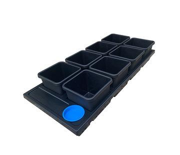 AutoPot Auto8 Tray 8.5L Töpfe system