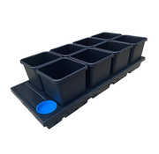 AutoPot Auto8 Tray 15L Töpfe system