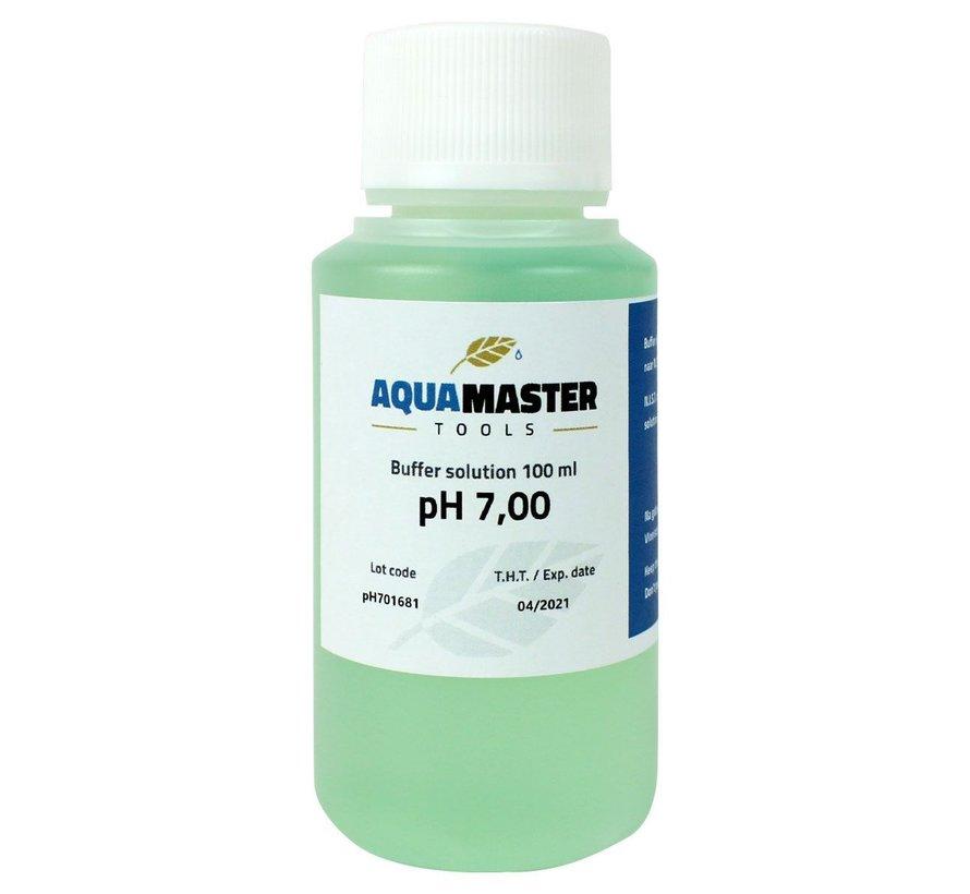 Aqua Master Tools 100 ml pH 7,00 Kalibrierflüssigkeit