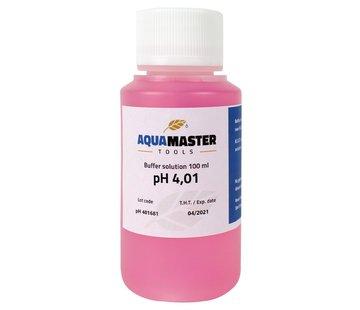 Aqua Master Tools 100 ml pH 4,01 Kalibrierflüssigkeit