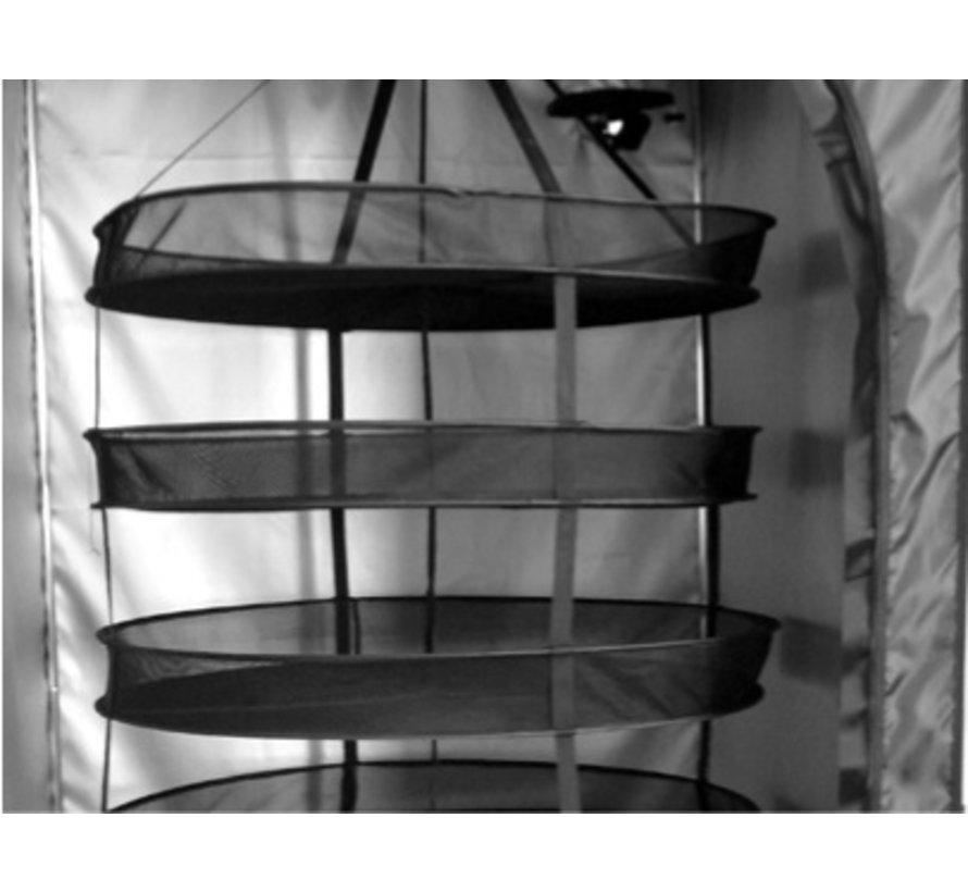 Secret Jardin Dry It 90 Trocknungsnetz 5 Etagen Ø80x160 cm