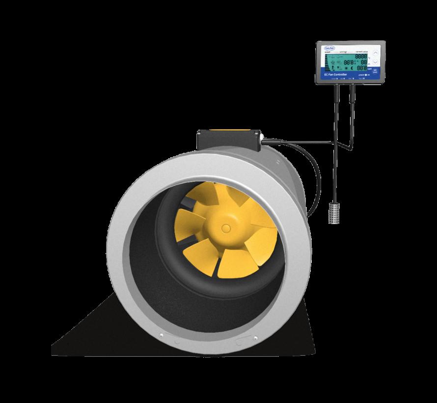 Can Filters Q-MAX EC 250/2000 Rohrventilator Ø250mm 2000m³/h