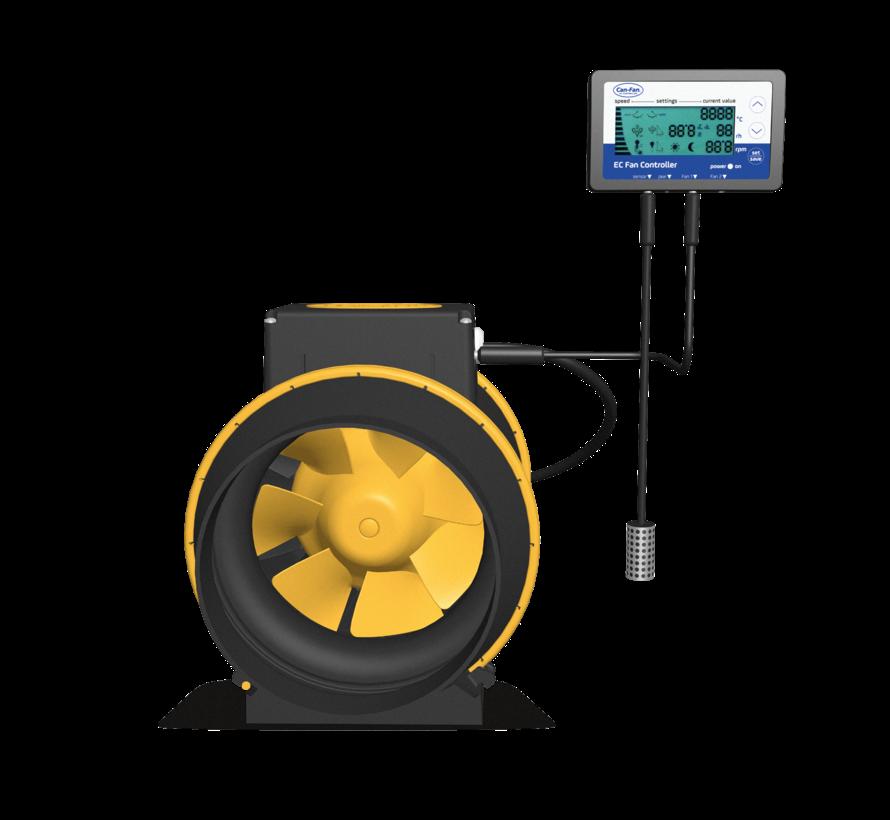 Can Filters MAX-FAN PRO EC 160/807 Rohrventilator Ø160mm 807m³/h