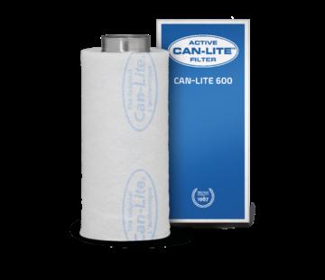 Can Filters CAN-LITE 600 Aktivkohlefilter Stahl ø160 mm Anschluss 600 m³/h