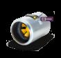 Q-MAX AC 400/3240 Rohrventilator 3 Stufen Ø400mm 3240m³/h