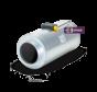 Q Max AC 200 Rohrventilator 3 Stufen Ø200mm 1120m³/h