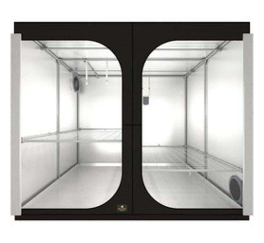 Secret Jardin Dark Room 240 R4.0 Growbox 240x240x200 cm