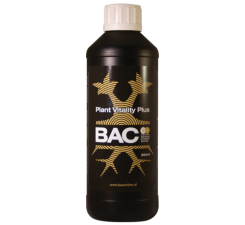 BAC Plant Vitality Plus 1 Liter