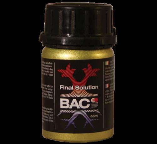 BAC Organic Final Solution 60 ml