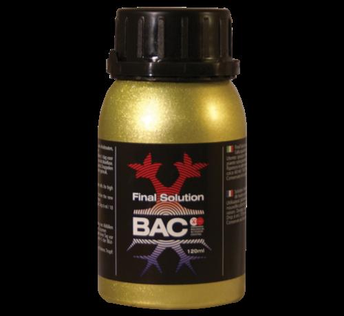 BAC Organic Final Solution 120 ml