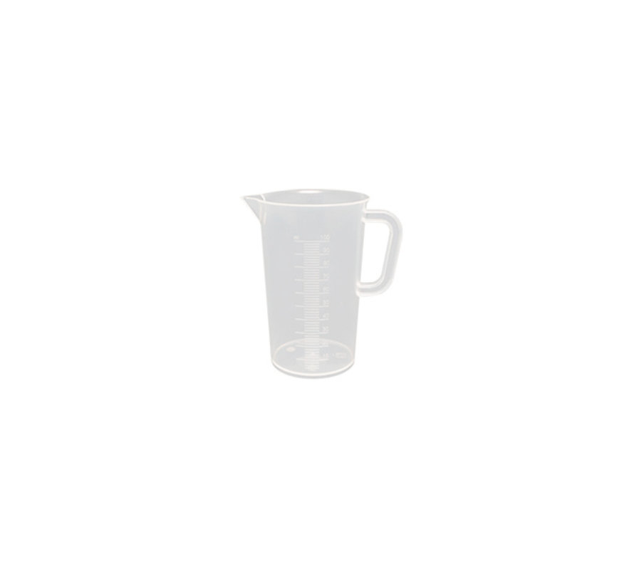 Fertrasso Messbecher 100 ml Kunststoff