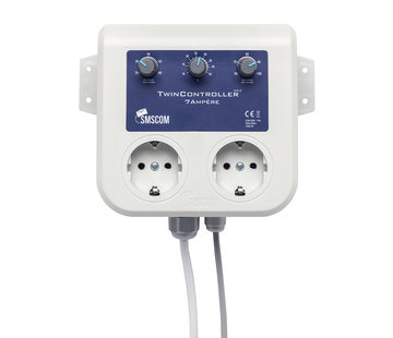 Smscom Twin Controller Mk2 EU max 4.5A oder 7A