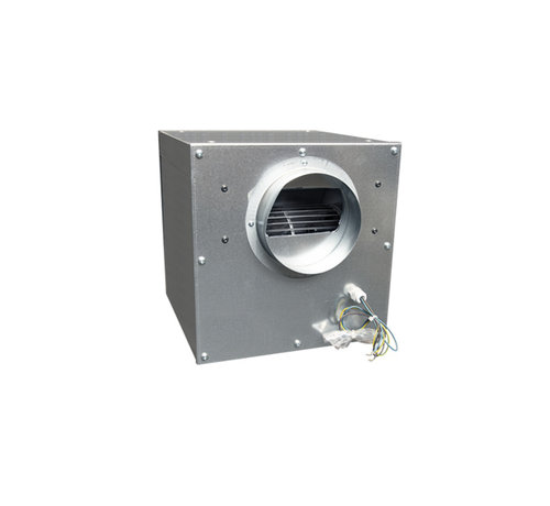 Airfan Iso Box Belüftung 550 m3 / h