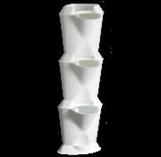 Minigarden Vertical Corner Eckmodul Weiß