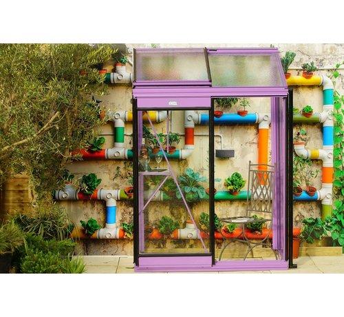 ACD Miccolo M02 Prestige Urban Wandgewächshaus RAL-Farbe Rahmen