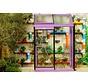 Miccolo M02 Prestige Urban Wandgewächshaus RAL-Farbe Rahmen