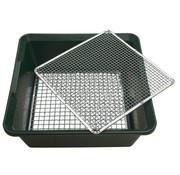 ACD 2-in-1-Sieb Fein & Grob 35x35x12,5 cm