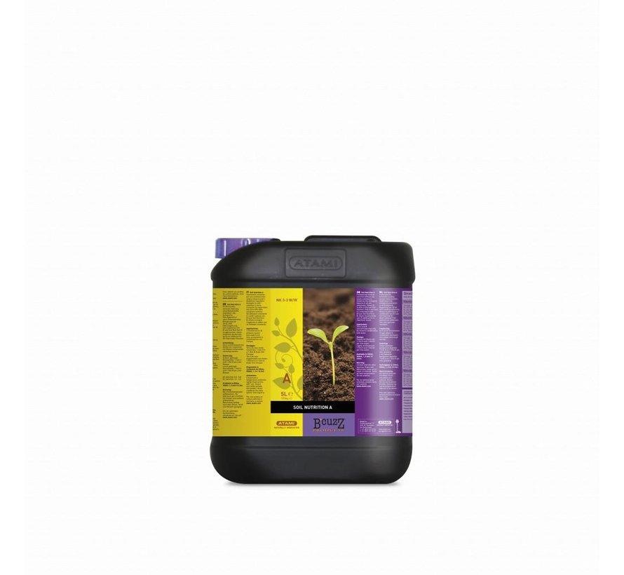 Atami B'cuzz Soil Nutrition A&B 5 Liter