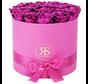 Flowerbox Longlife Ciara Metallic-Rosa