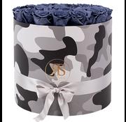 Rosuz Flowerbox Longlife Coco Grau