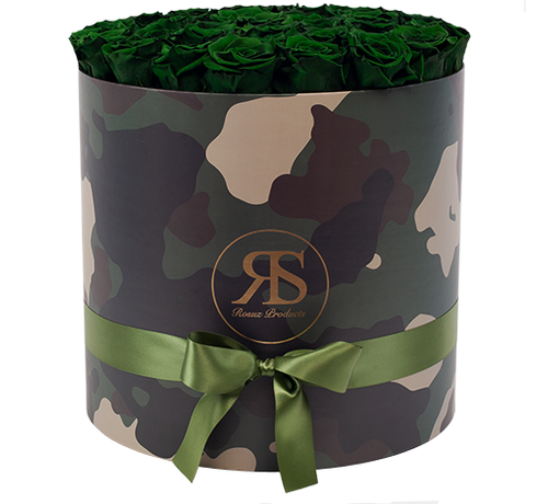 Rosuz Flowerbox Longlife Rihanna Grün