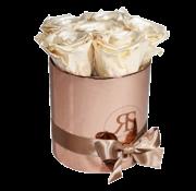 Rosuz Flowerbox Longlife Zara Champagner