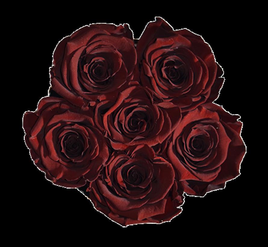 Rosuz Flowerbox Longlife Zara Schoko