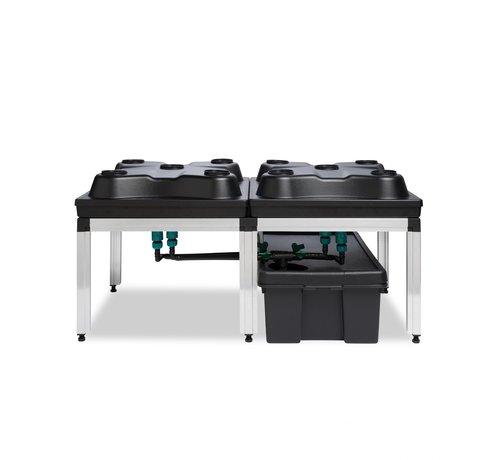 G-Tools Bewässerungssystem 3 in 1 Anbausystem Bonanza 1m2