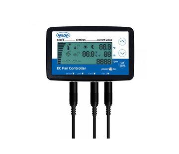 Can Fan  LCD EC Lüftungssteuerung
