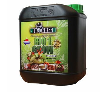 Bio Green Bio Green Bio 1 Wachstum 5 Liter