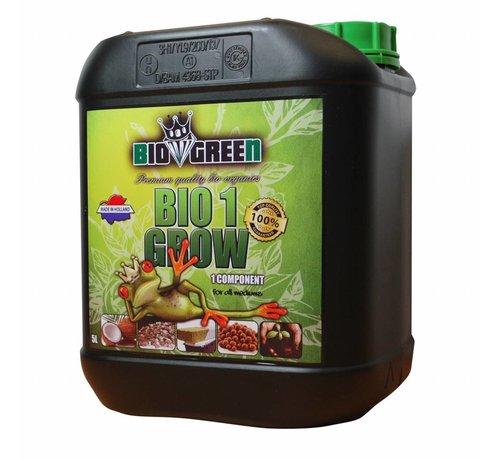 Bio Green Bio 1 Wachstum 10 Liter