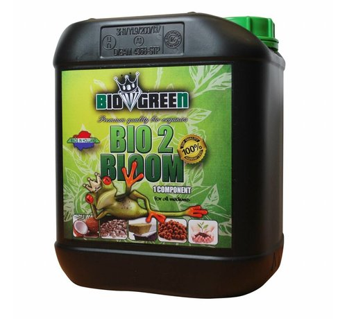 Bio Green Bio Green Bio 2 Blüte 5 Liter