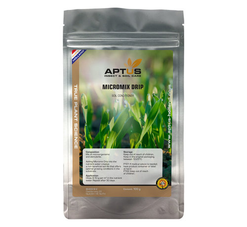Aptus Micromix Tropf-Bakterien Bodenstimulator 100g