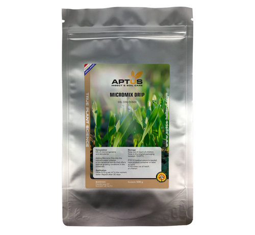 Aptus Micromix Tropf-Bakterien Bodenstimulator 500g