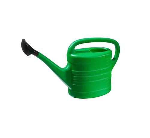 Nature Gießkanne mit Sprühkopf Grün 14 Liter