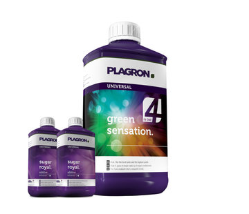 Plagron Kombinations Booster Paket 500 ml