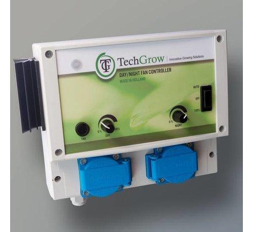 Techgrow Humi Dual Pro Luchtvochtigheids Controller