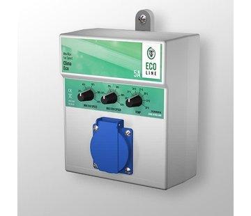 Techgrow Klima Eco 5A Min-Max Geschwindigkeit