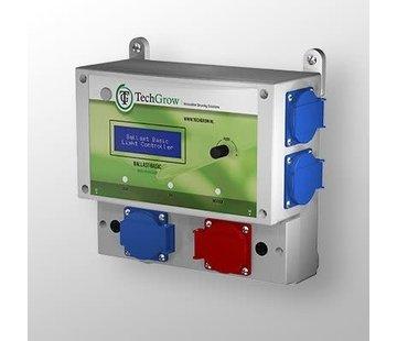 Techgrow Ballast Basis 5X600 Watt + Heizung