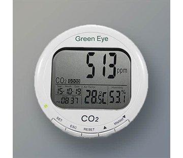 Techgrow Grünes Auge CO2 Messgerät + Logger