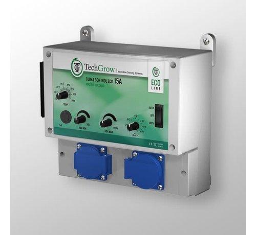 Techgrow Klimaregler Eco 8A